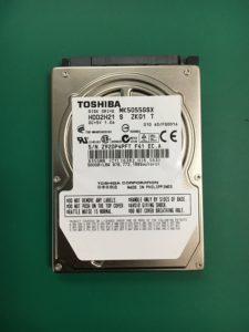 東芝ノートPCWindows10アップグレード起動しないデータ復旧