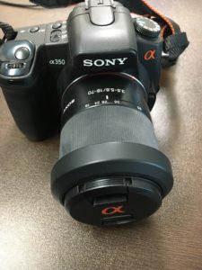 SONYデジカメをPCに接続し取り込み中に画像が消えた