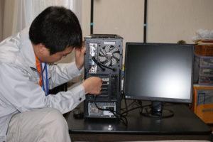 札幌のパソコン買い替え初期設定