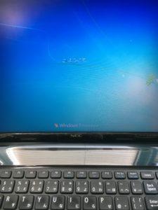 0xc00000fエラーで起動できないWindows7の修理