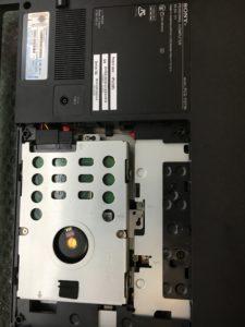 起動しないSONY PCG-11211Nの修理とデータ復旧