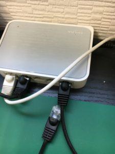PCを買い替え有線LANで接続したらインターネットが繋がらない