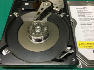 復旧実績95%でもハードディスクがデータ復旧不可能だった事例