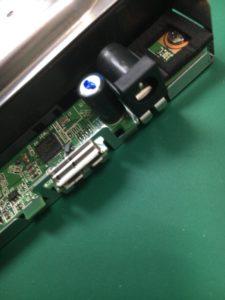 電源が入らなくなったIOデータ外付けハードディスクの修理