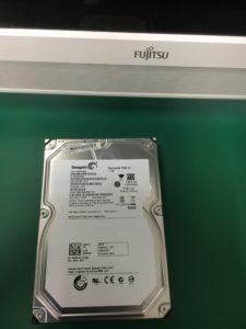起動しなくなった富士通一体型PC EH30/HTの修理