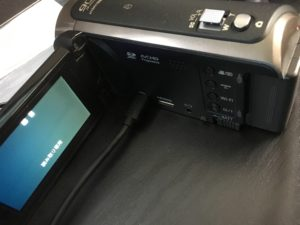 撮影した動画が内蔵メモリから消えたデジタルビデオカメラのデータ復旧