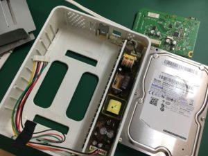 作業中に急に外付けハードディスクから消えたファイルのデータ復元