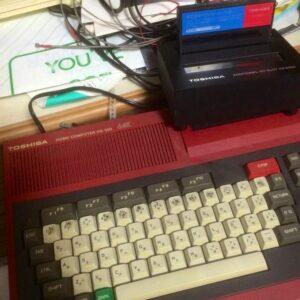 札幌パソコンかけこみ寺の初代PC